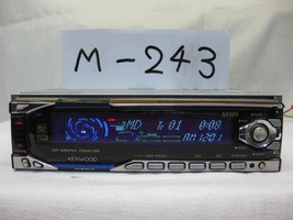 KENWOOD M919 1D size MD deck  - $198.00