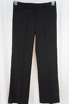 """Anne Klein Platinum Slacks Sz 6 Onyx Multi """"Classique"""" Two Tone Dress Pa... - $41.82"""