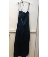 ZUM ZUM BY NIKI LIVAS JUNIOR'S Dark GREEN Embellished Beads FORMAL DRESS... - $16.95