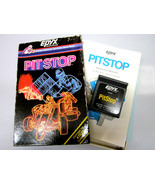 "Atari Computer 400 | 600 | 800 | 1200/XL Game ""Pit Stop"" By Epyx ""Open Box"" - $42.95"