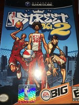 NBA Street Vol. 2 (Nintendo GameCube, 2003) Tested And Complete! - $19.35