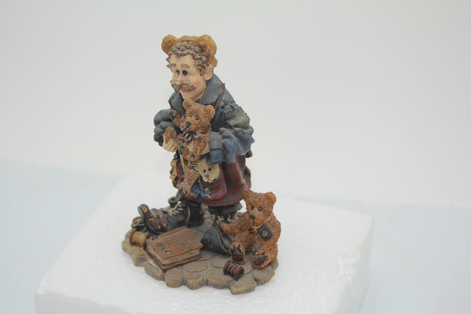 The Boyds Collection #36400 T.H Beam The Bearmaker Elf image 2