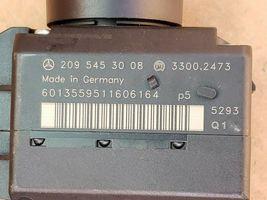 06 Mercedes CLK350 E350 Engine Computer Ignition Switch FOB ECU EIS ISL Set image 6