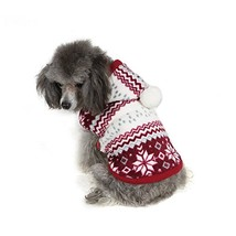 NACOCO Dog Winter Coat Costume Cold Weather Coats Pet Hoodies for Dog an... - $21.57