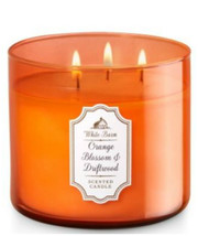 White Barn Orange Blossom & Driftwood Three Wick 14.5 Ounces Scented Candle - $22.49