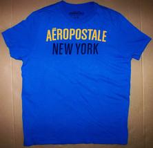 AEROPOSTALE / NEW YORK USA / 1987 / BLUE T-SHIRT SIZE L - $14.99