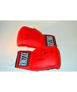 "Roy Jones Jr Signed Ringside Boxing Glove with ""5 x Champ"" & Bonus Signe... - $149.99"