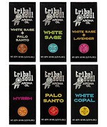 Tribal Soul Aroma Oils | 6 Bottles Each with 10ml | Total of 60ml - All ... - $19.95