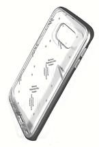 Spigen Neo Hybrid Case for Samsung [ Galaxy S6 Edge ] (2015) Gunmetal  - $3.96