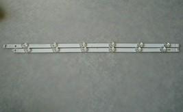 LG LED Backlight Strip LZ5501LGEPWA-DL84 Right + Left REV.0 (13.5.20) 55... - $8.86