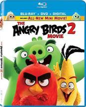 The Angry Birds Movie 2 (Blu-ray + DVD + Digital)