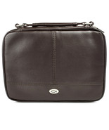 """Bible Cover Two Fold Book Organizer NEW Brown EXTRA LARGE 10 3/4""""x7 1/2""""... - $25.80"""
