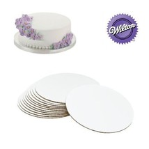 Cake Circles 10-In 12 Pack Bottom Layer Round White Corrugated Card Boar... - €19,25 EUR