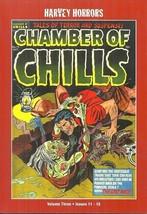 Chamber Of Chills Vol 3 - Harvey Horrors - Precode Horror Comics 1952-53 - Color - $20.99