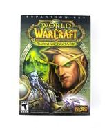 World of Warcraft Burning Crusade Expansion Set for Windows 2000/XP & Ma... - $14.01