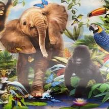 MB Prime 3D Super 3D Junior Jungle 500 Pieces Puzzle NEW - $29.69