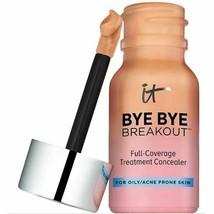 It Cosmetics Bye Bye Breakout Full-Coverage Concealer Medium Tan Full Size  - $27.66