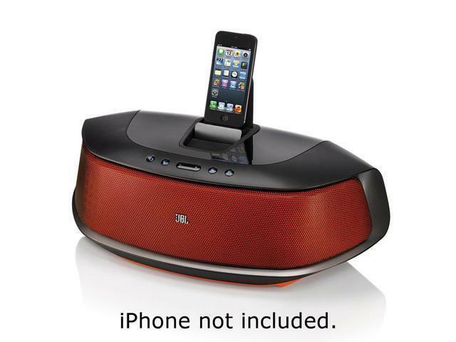JBL OnBeat Rumble Wireless Speaker Dock with Built-In Subwoofer