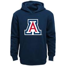 Small 4 Boy's NCAA Arizona Wildcats Logo Hoodie Hooded Sweatshirt NEW