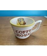 Vintage Coffee Hound Dog Humor Novelty Coffee Mug Cup Read - $14.85