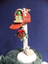 HALLMARK KEEPSAKE CHRISTMAS 2006 ORNAMENT HOLIDAY MAIL MAILBOX NEW IN BOX.  - $14.85