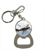 Hawker Hurricane Fighter Plane Bottle Opener Keychain - $7.70