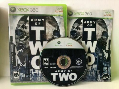 Army of Two (Microsoft Xbox 360, 2008)