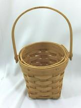 LONGABERGER 2002 Horizon of Hope Basket 26416 - $44.54