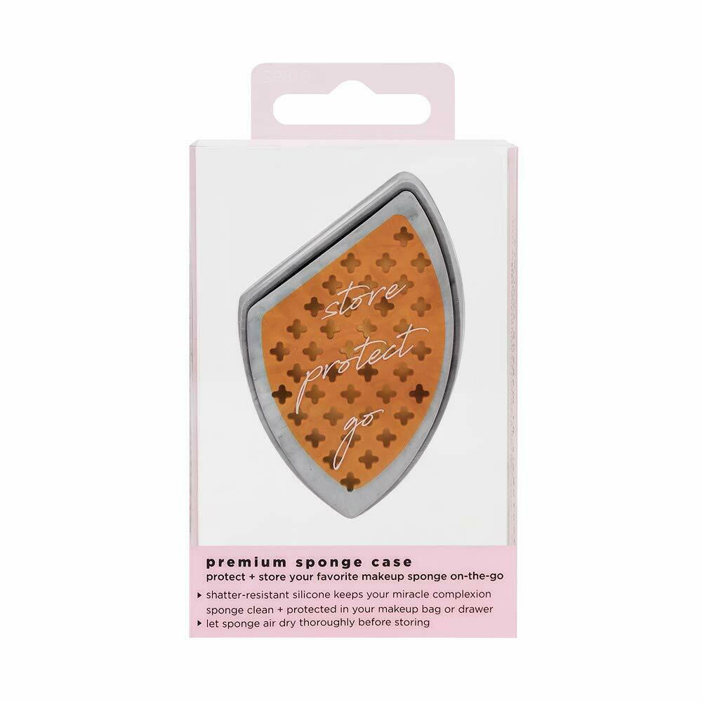 Real Techniques Premium Makeup Blender Beauty Sponge Case - $8.86