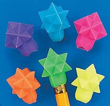 Geometric Star Eraser Top 1 Pack - $10.61