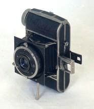 Welta Gucki VINTAGE 3x4 Film Camera Rodenstock 50mm f/4.5 Lens F.Deckel ... - $109.80