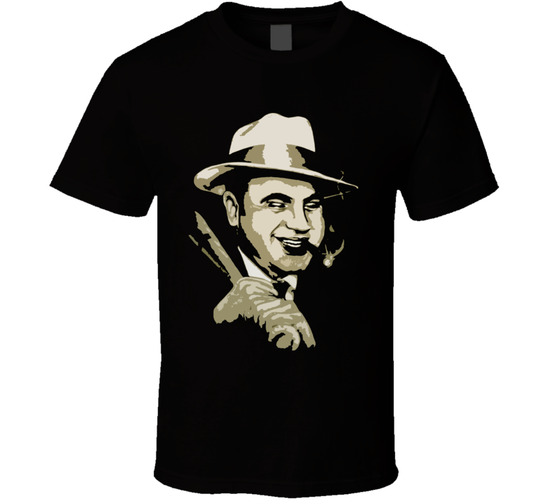 Primary image for Al Capone Baseball Bat T Shirt