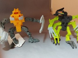 2 McDonald Bionicle Action Figure Toys - $6.00