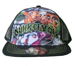 Dunkelvolk Graff World Peruvian Contemporary Art Snapback Baseball Trucker Hat image 1