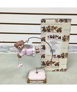 """""""Giving You My Heart"""" Teddy Bear Angel Limited Edition Hanging Ornament ... - $25.54"""