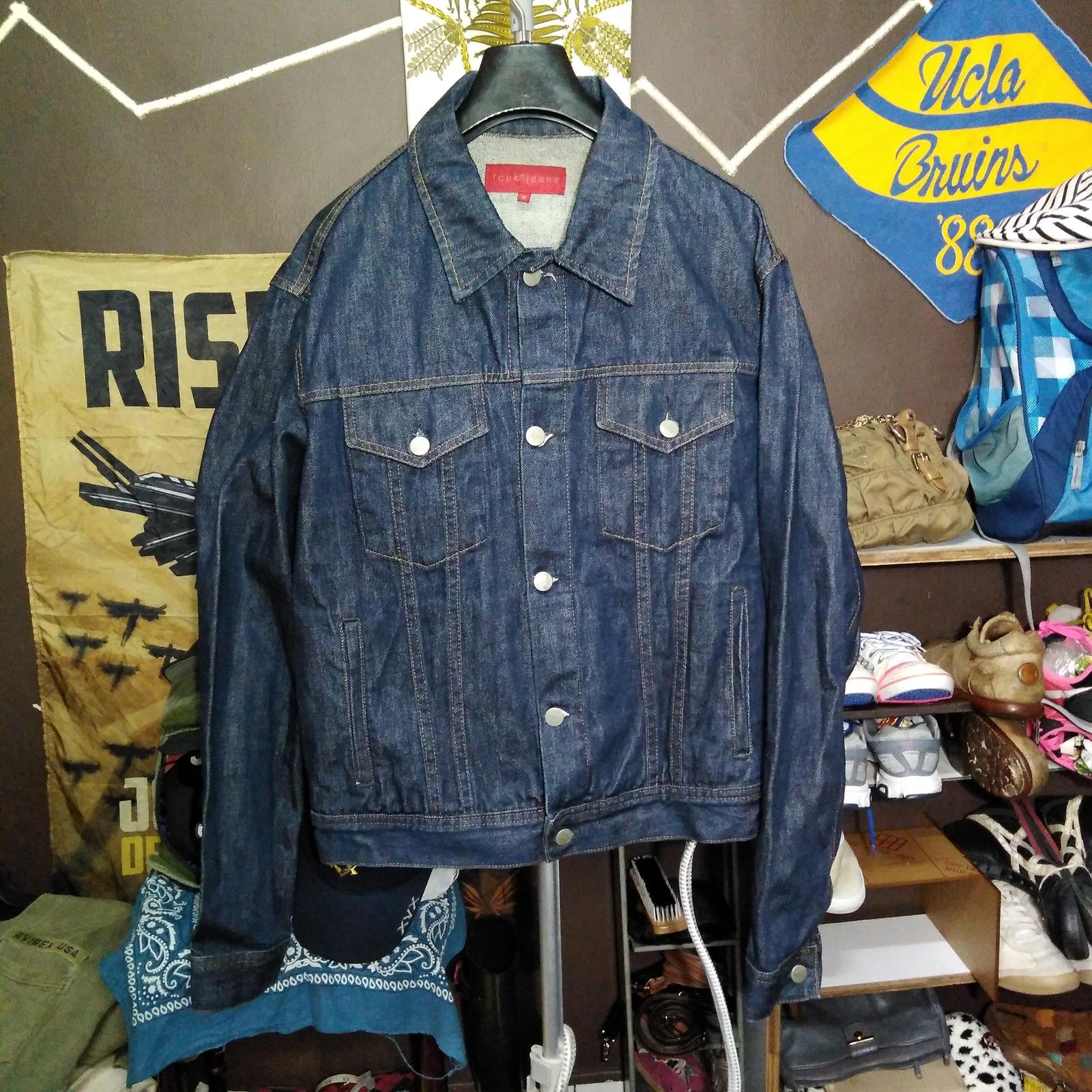 FCUK Jeans Jacket