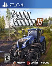 Farming Simulator 15 - PlayStation 4 - $26.80