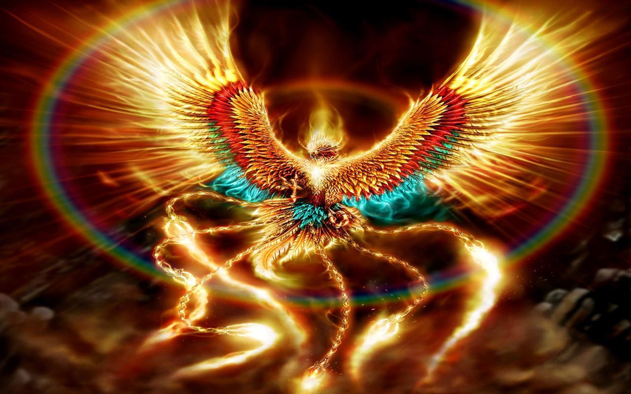Egyptian Immortal Phoenix Soul Of Ra Bird Of and 42 similar items
