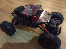 Bandi Toys Spider Monster Wireless RC Radio Controlled Remote Control Car Vehicl image 7
