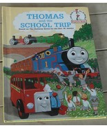 Thomas and The School Trip, Rev. W. Audry, I Can Read It All By Myself Book - $4.94