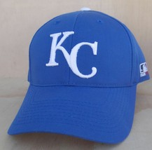 Kansas City Royals Adjustable Ball Cap SMALL/MEDIUM Mlb - $7.99