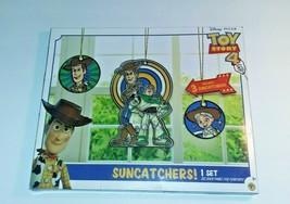 Disney Pixar Toy Story #4 Suncatcher Make Your Own Craft Art Set - $12.86