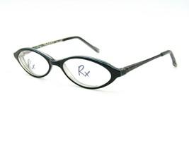 Nine West Stunning Girls / Women's Eyeglasses Frame, Oval Blue. 46-16-130 #X38 - $26.68