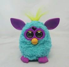 Furby Boom Aqua Blue & Purple Furby Electronic Interactive 2012 Toy Hasbro - $26.76