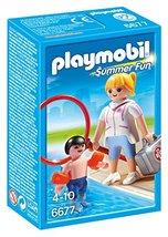 Playmobil® Pool Supervisor Playset - $8.90