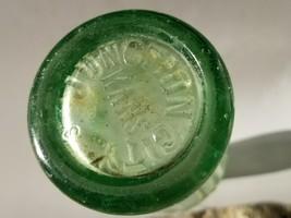 Junction City Kansas Coke Cola Bottle  6 Oz Old Hobble Skirt Embossed Gr... - $14.49