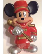 Vintage Bank Mickey Mouse Mickey Mouse Band Leader Knickerbocker Walt Di... - $44.55