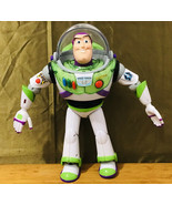 Vintage Disney Pixar Toy Story Interstellar Buzz Lightyear Thinkway Gree... - $84.15
