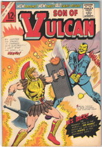 Son of Vulcan Comic Book #49, Charlton Comics 1965 FINE+ - $13.54