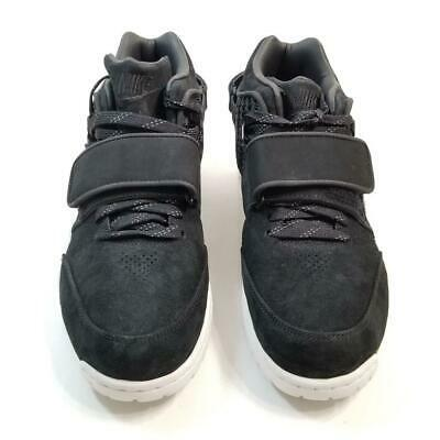 Nike Men's Air TR. V. Cruz Black Sneakers 777535-004 Sz 9.5 NWOB